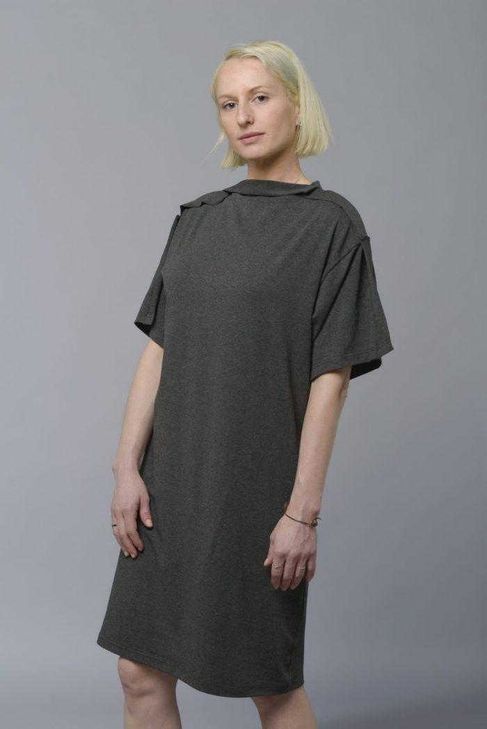 Folded Dress